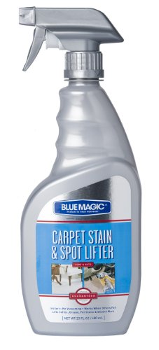 Blue Magic 905-06 Carpet Stain and Spot Lifter – 23 fl. oz.