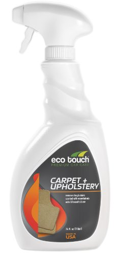 Eco Touch CUC24 Carpet + Upholstery Cleaner – 24 oz.