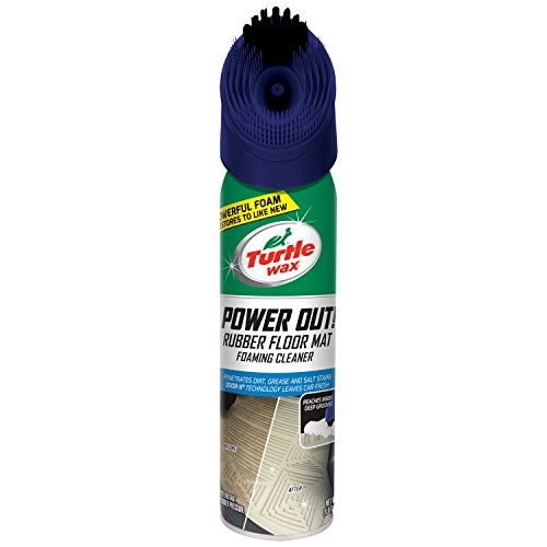 18 oz. – Turtle Wax 50600 Power Out Rubber Floor Mat Heavy Duty Cleaner