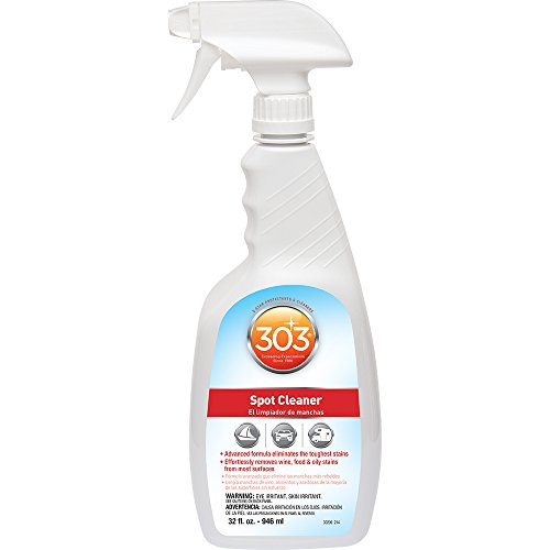 303 30209-6PK Spot Cleaner and Stain Remover for Carpet, Fabric and Upholstery, 32 Fl. oz. Pack of 6