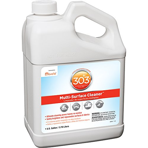 303 Multi Surface Cleaner Spray, All Purpose Cleaner for Home, Patio, Car Care and Outdoor, 128 fl. oz., Pack of 4