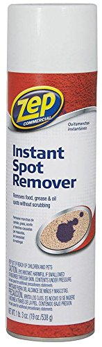 Zep Commercial ZUSPOT19 19 Oz Instant Spot & Stain Remover