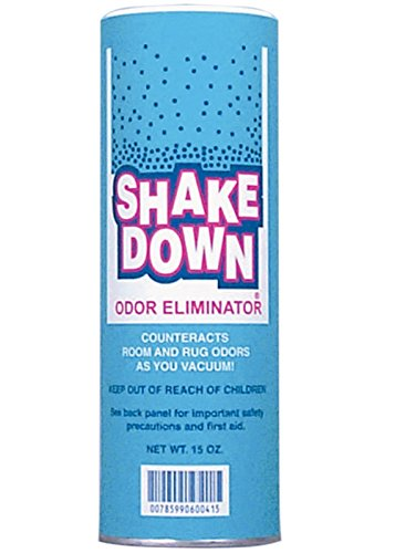 Franklin Cleaning Technology K600493 Shakedown Carpet Deodorizer, 15 Ounce Pack of 12