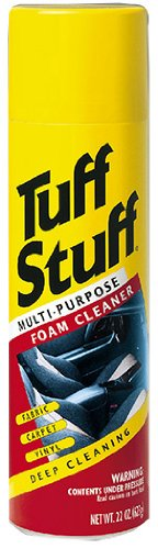 22 oz. 1.37 lbs – Tuff Stuff Multi Purpose Foam Cleaner for Deep Cleaning