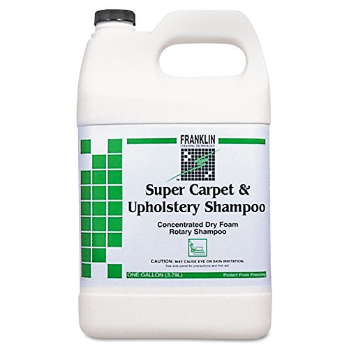 Franklin Cleaning Technology F538022 Super Carpet and Upholstery Shampoo, 1 gal Bottle