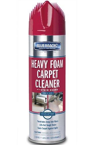 22 fl. oz., Pack of 6 – Blue Magic 912-06PK Heavy Foam Carpet Cleaner