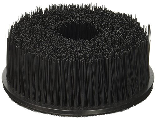 Chemical Guys ACC_201_BRUSH_U Upholstery Brush with Hook & Loop Attachment