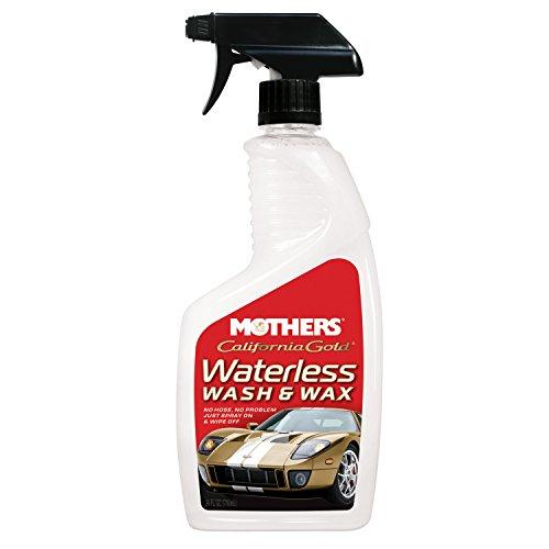 Mothers 05644 Waterless Wash & Wax – 24 oz.