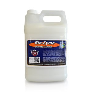 Bio Zyme Car Interior Enzyme Cleaner Gallon