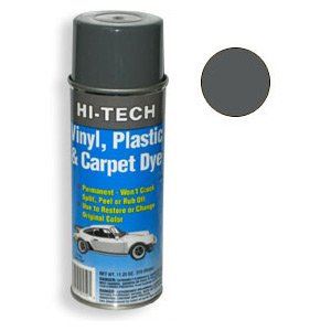 Detail King Hi-Tech Dark Gray Vinyl Plastic & Carpet Aerosol Dye