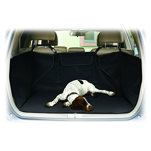 K&H Pet Products Quilted Cargo Pet Cover & Protector Black
