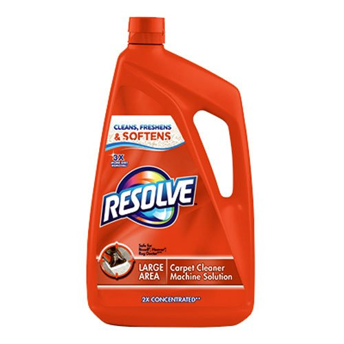 Resolve Carpet Steam Cleaner Solution, 48 Fluid Ounce