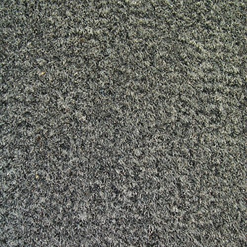 20 oz. Do-It-Yourself Boat Carpet – 8′ Wide x Various Lengths Choose Your Color & Length Medium Gray, 8′ x 25′