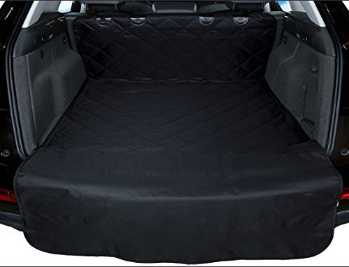 Cargo Liner, Alfheim Dog Cargo Liner for SUV, Universal Fit for Any Animal. Durable Liner Covers and Protects Your Vehicle