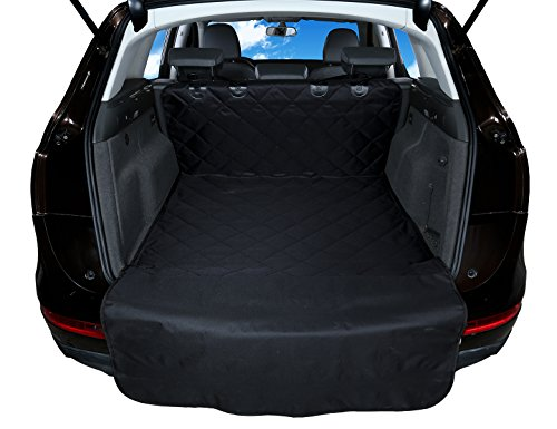 Universal Design for All Cars, Trucks & SUVs Cargo Liner XL – ALFHEIM Cargo Liner, Pet Seat Cover with Nonslip Backing and Anchors for Secure Fit