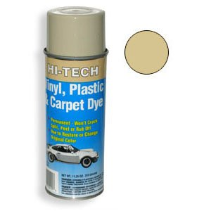 Detail King Hi-Tech Beige Vinyl Plastic & Carpet Aerosol Dye