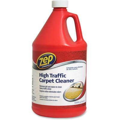 Zep Commercial High Traffic Carpet Cleaner – ZPEZUHTC128