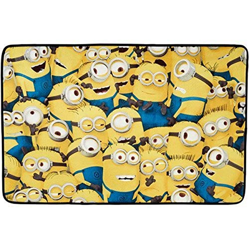 Despicable Me Minions Polyester Area Rug, 30″ x 46″