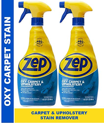 Zep Advanced Oxy Carpet Cleaner 32 ounce Pack of 2