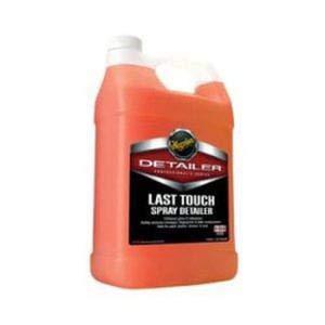 MEGUIAR'S D15505 Last Touch Detailing Spray, 5 Gallon, 640. Fluid_Ounces
