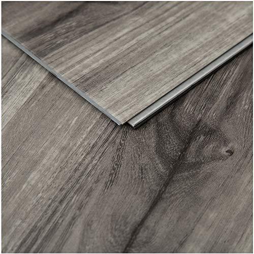 SELKIRK Vinyl Plank Flooring-Waterproof Click Lock Wood Grain-5.5mm SPC Rigid Core Larkyn Sample