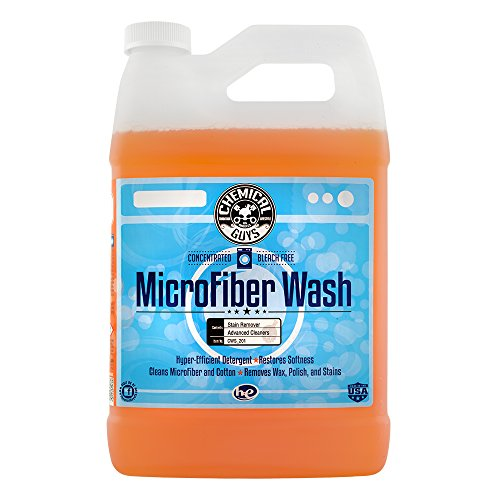 Chemical Guys CWS_201 Microfiber Wash Cleaning Detergent Concentrate 1 Gal