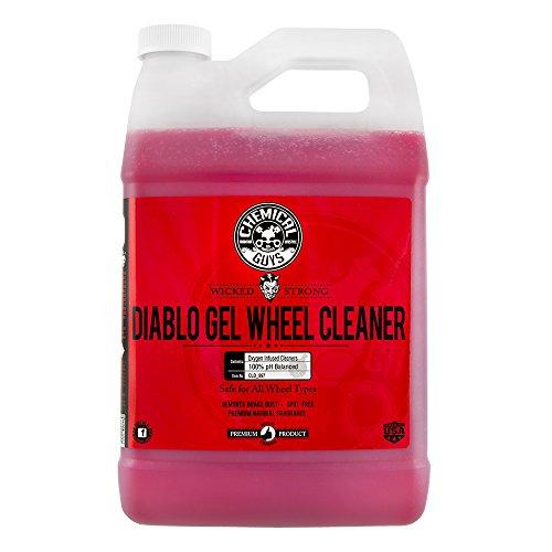 Chemical Guys CLD_997 Diablo Gel Wheel and Rim Cleaner 1 Gal