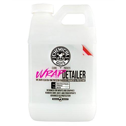 Chemical Guys SPI21764 Wrap Detailer Gloss Enhancer & Protectant, 64 fl. oz