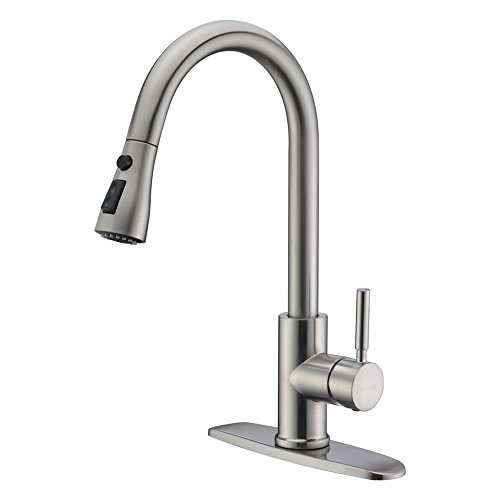 Top 10 Kitchen Faucets with Sprayer – Touch On Kitchen Sink Faucets