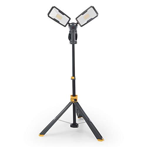 Top 10 LED Work Light Stand – Job Site & Security Lighting