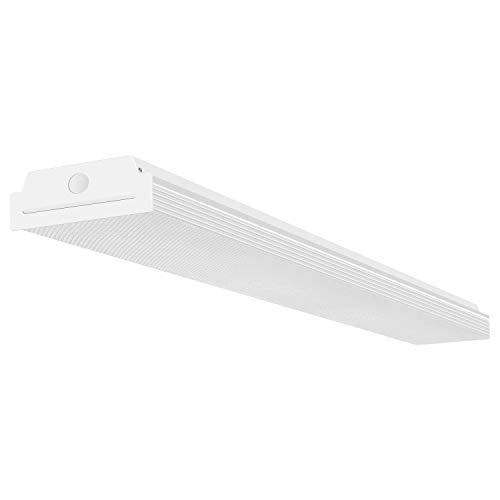 Top 10 4′ Flourescent Light Fixtures – Close To Ceiling Light Fixtures