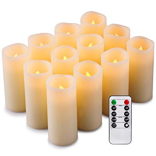 Top 10 Flameless Pillar Candles Bulk – Flameless Candles