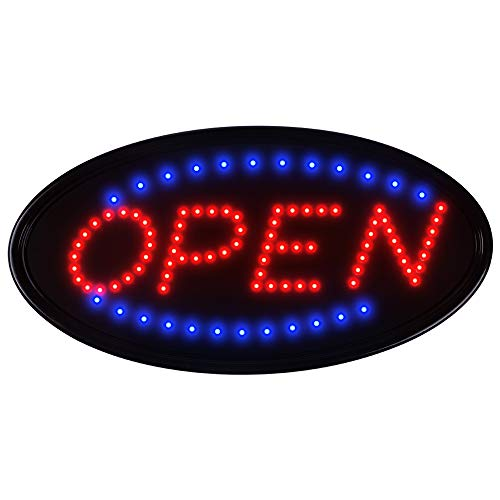 Top 10 Now Open Sign – Neon Signs