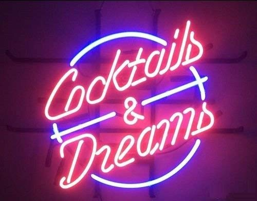 Top 10 Cocktails and Dreams – Neon Signs