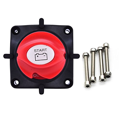 Top 10 Battery Isolator Switch Marine – Towing Winch Switches