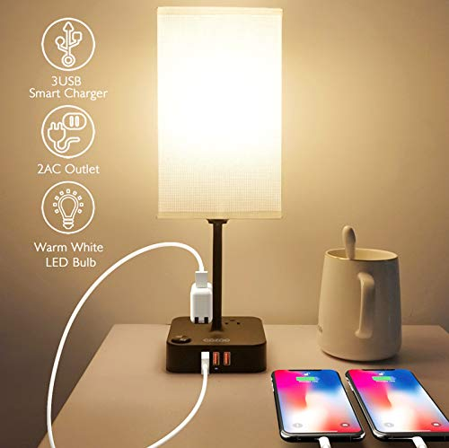 Top 10 New Apartment Essentials – Table Lamps