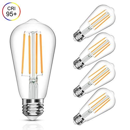 Top 10 Edison LED Light Bulbs – LED Bulbs