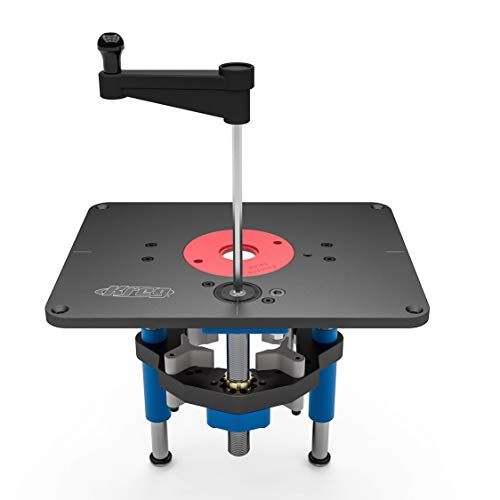 Top 10 Router Table Lift – Router Tables