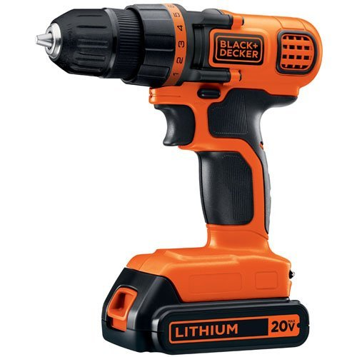 Top 10 Black and Decker Drill Battery – Power Drill Drivers