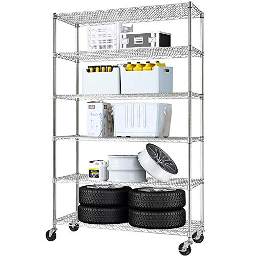 Top 10 NSF Wire Shelving – Tool Utility Shelves