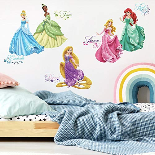 Top 9 Princess Wall Stickers – Home & Kitchen Features