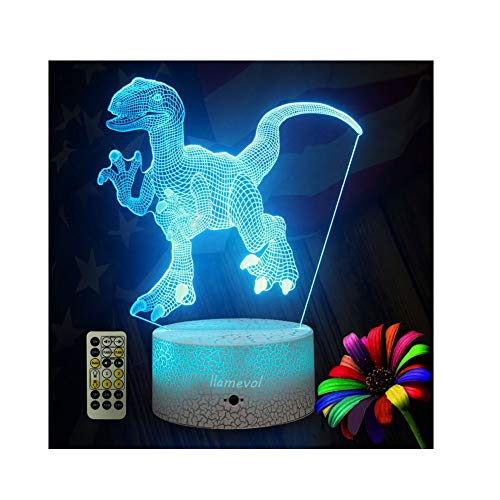 Top 10 Jurassic Park Toys – Night-Lights