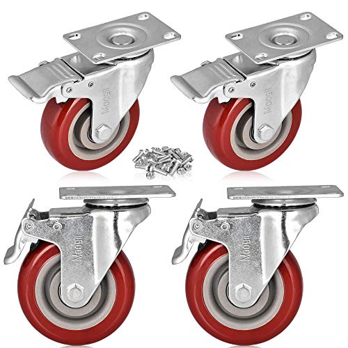 Top 10 Caster wheels Locking – Industrial Hardware