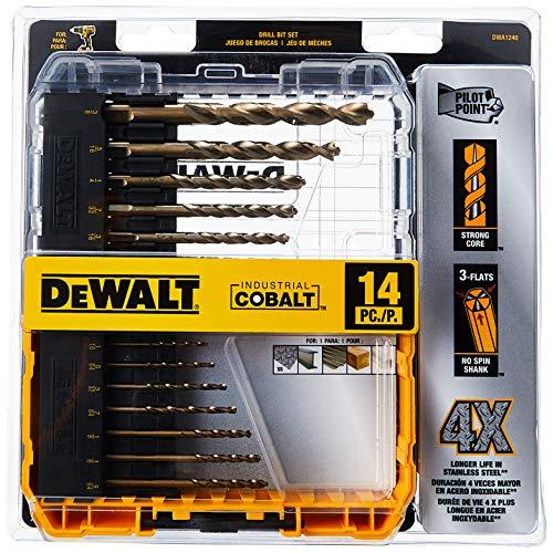 Top 10 Cobalt Drill Bits – Jobber Drill Bits