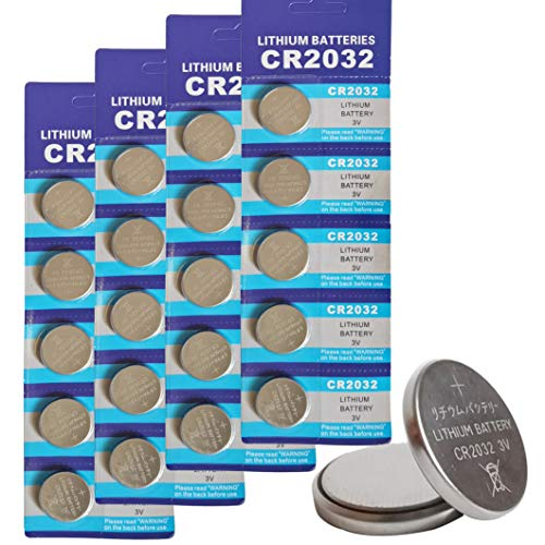 Top 10 CR2032 Button Cell Batteries – Indoor String Lights