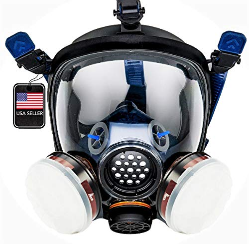 Top 9 Organic Vapor Respirator Mask – Reusable Respirators