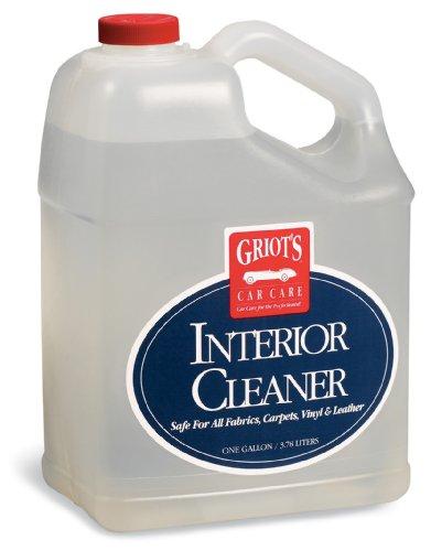 Griot's Garage 11105 Interior Cleaner – 1 Gallon