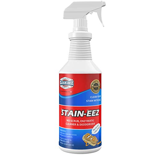 Pet, Wine, & Blood Stain Remover from The Floor Guys! Our Brand New Advanced Technology Combines Pro Biotics & Enzymes to Completely Break Down New & Old Stains & Odors Caused by Urine, Feces, & Vomit