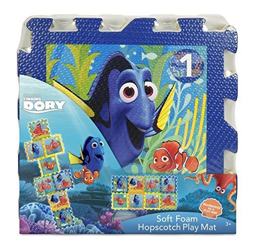 Disney Finding Dory Foam Hopscotch Mat 8 Piece