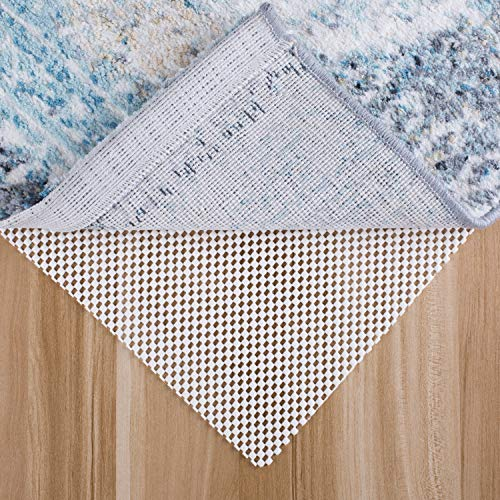 MAYSHINE Non-Slip Area Rug Pad Mat 3 x 5 Feet for All Floors and Finishes, Keeps Your Carpet Safe and in Place